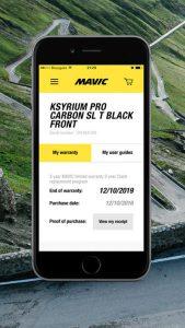 My Mavic UI