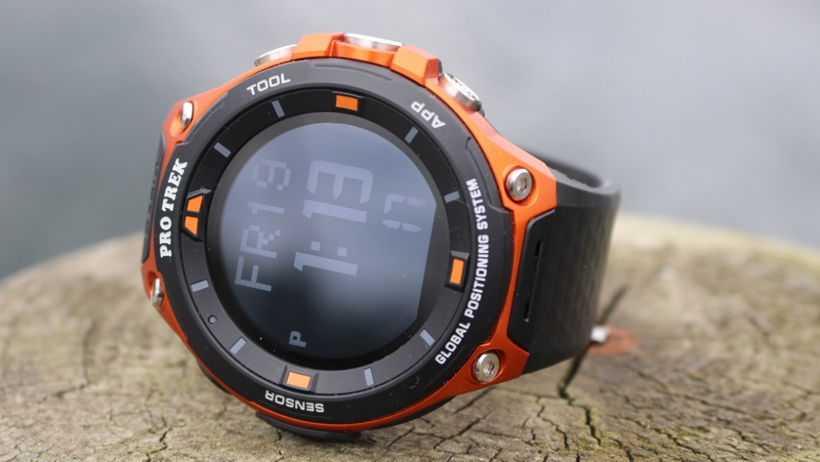 Casio smartwatch mtb