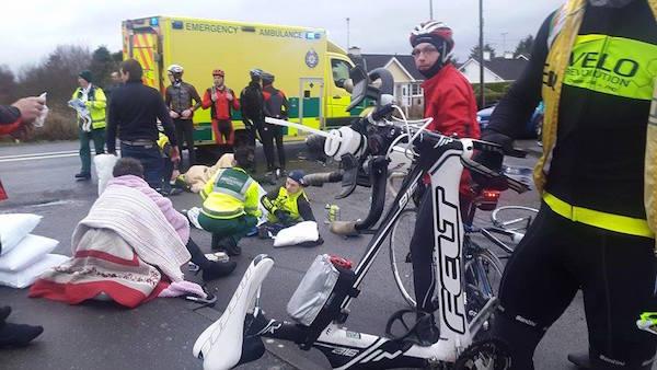 Incidente biciclette
